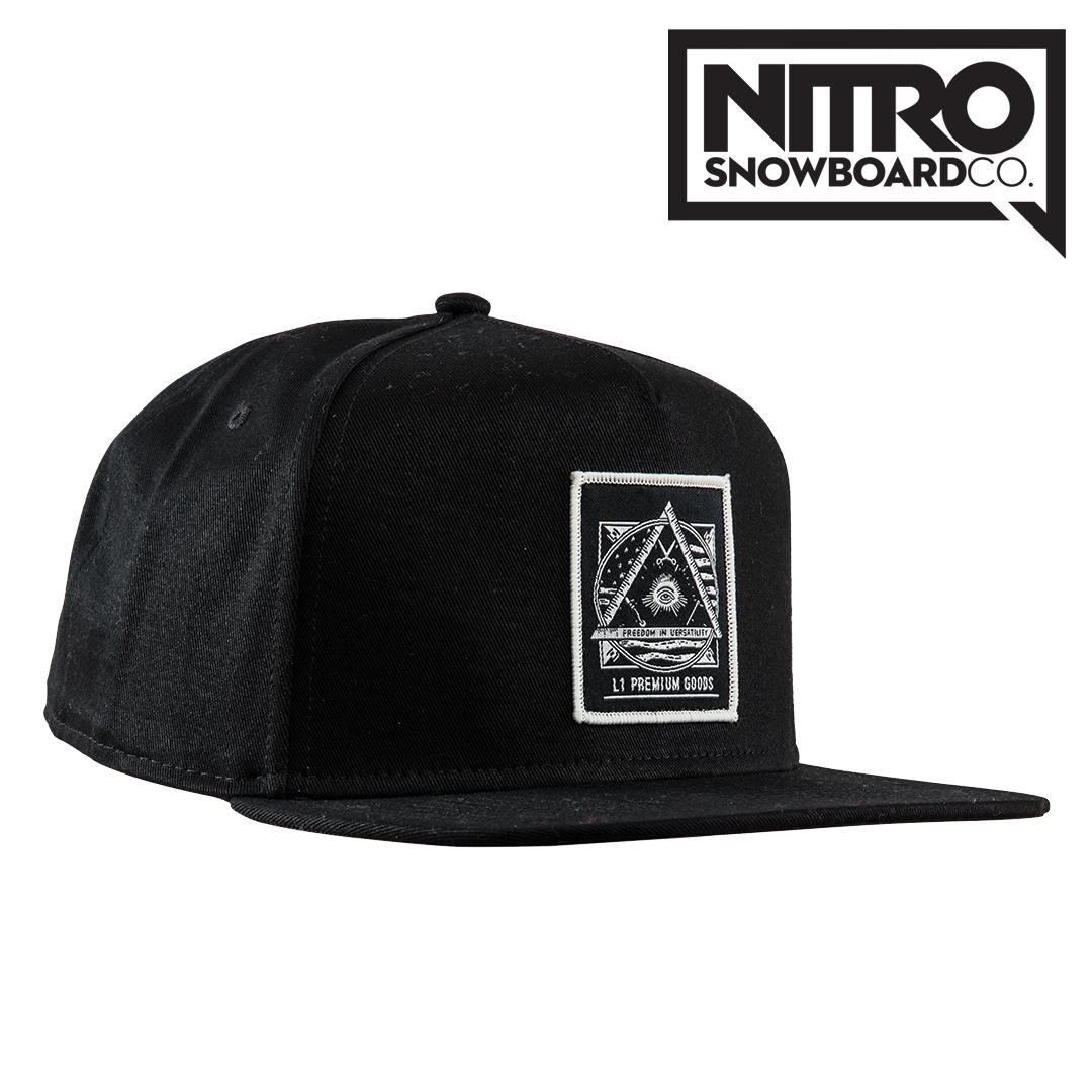 Nitro freedom snapback